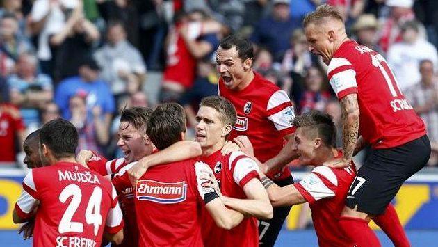 Freiburg v euforii, porazil Bayern!