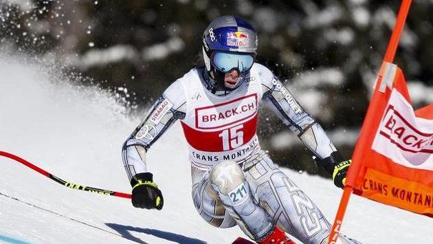 Ester Ledecká předvedla velmi kvalitní výkon.