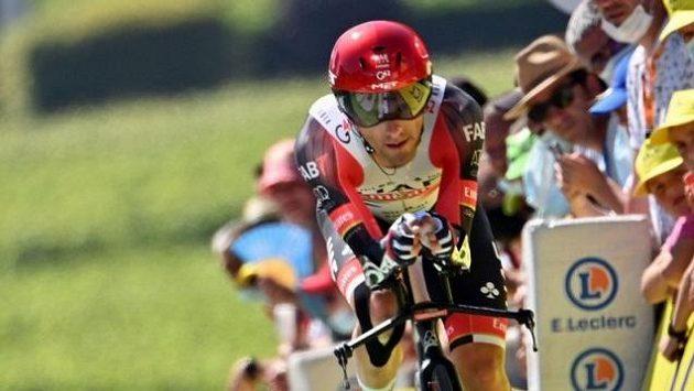 Horskou 15. etapu Vuelty ovládl po samostatném úniku Majka