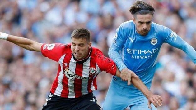 Manchester City překvapivě jen remizoval se Southamptonem