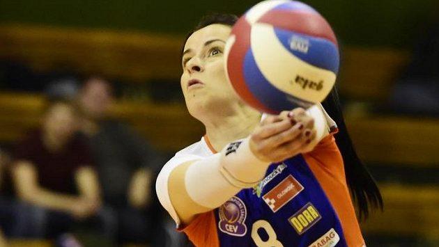 Darina Košická z Olomouce.