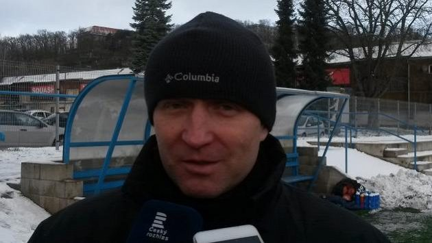 Trenér Ústí Aleš Křeček