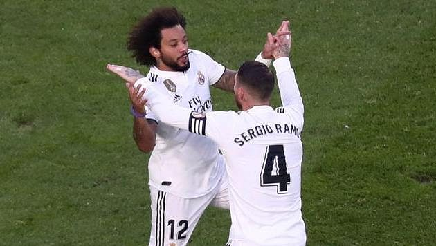 Marcelo z Realu se postaral o první branku utkání s Plzní.