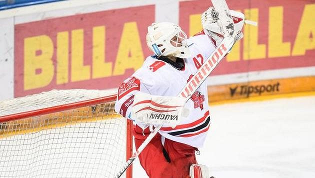 Brankář Olomouce Branislav Konrád už netrpělivě vyhlíží návrat na led