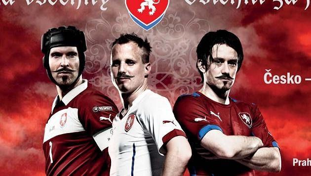 Čech, Limberský, Rosický trochu jinak...
