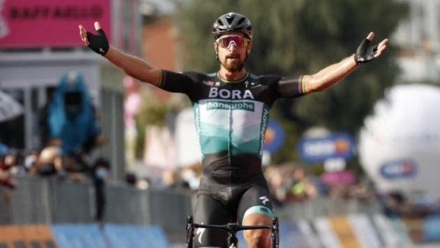 Slovenský cyklista Peter Sagan