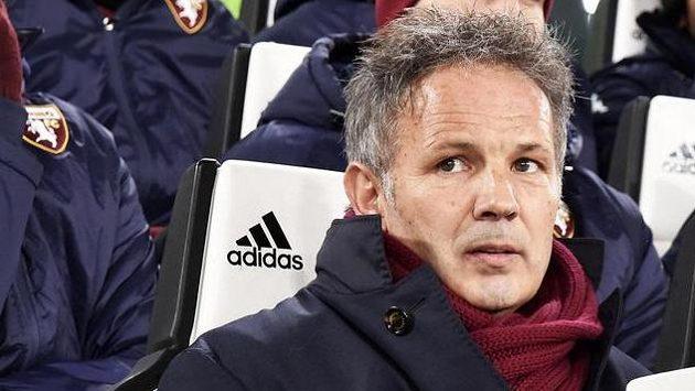Siniša Mihajlovič skončil na lavičce FC Turín.