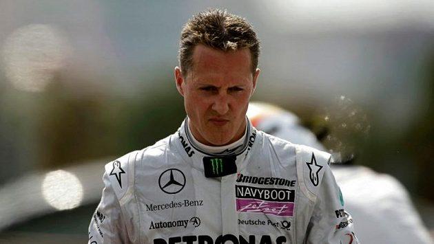 Jaký je zdravotní stav Michaela Schumachera rok po vážné nehodě v Méribelu?