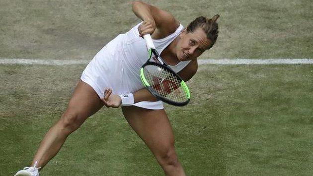 Barbora Strýcová si zahraje wimbledonské semifinále i ve čtyřhře