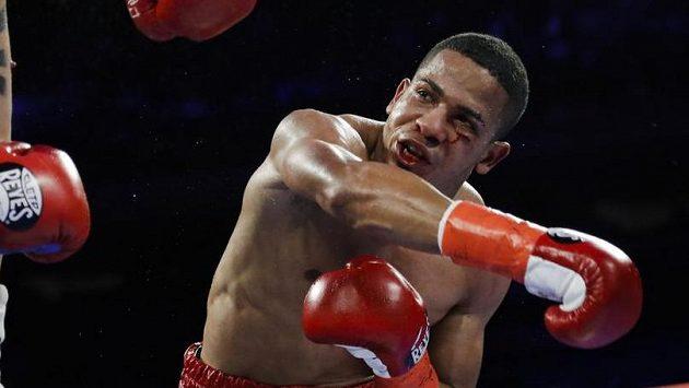 Boxer, který se přiznal k vraždě své milenky, Felix Verdejo.
