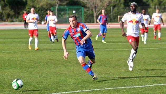 Fotbalisté Viktorie Plzeň dostali v přípravě pět branek od Salcburku.