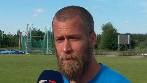Fotbalista Jakub Mareš se vrátil do Teplic.