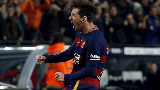 Radost Lionela Messiho.