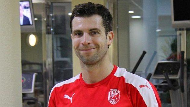 Andreas Ivanschitz již v barvách Viktorie Plzeň.