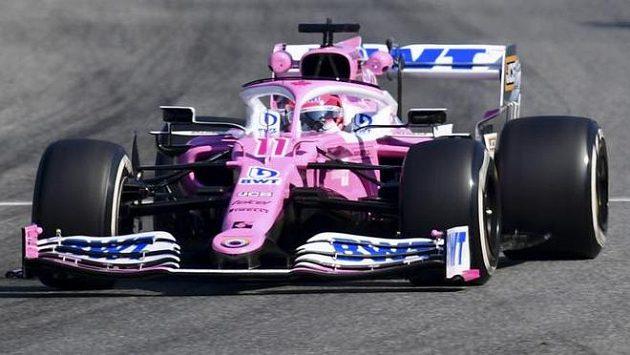 Vedení stáje formule 1 Racing Point stáhlo své odvolání v kauze kopírování částí vozů od mistrovského Mercedesu