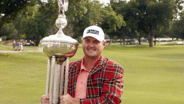 Jason Kokrak vybojoval druhé vítězství na PGA Tour