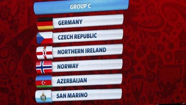 Kvalifikace fotbalového MS 2018 je rozlosovaná, český tým už zná svůj program.