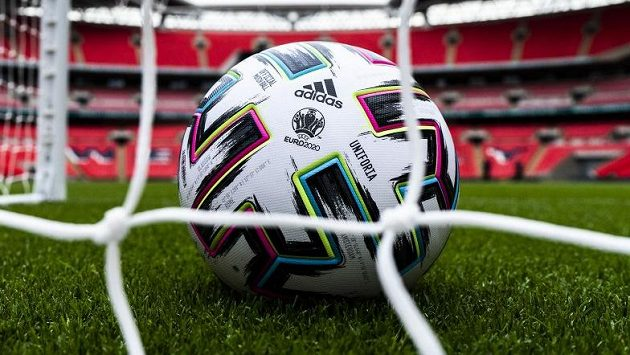Oficiální míč mistrovství Evropy 2020 se jmenuje Uniforia.