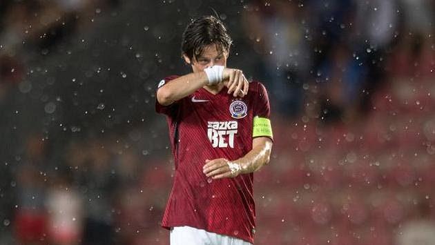 Zklamaný sparťanský záložník Tomáš Rosický po derby s Bohemians.