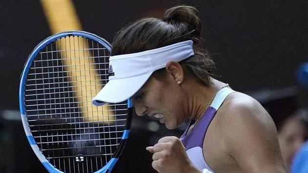 Sestřih semifinálového zápasu Australian Open Muguruzaová - Halepová