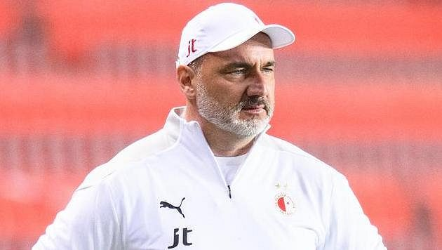 Sestřih zápasu 4. předkola LM Slavia - Midtjylland