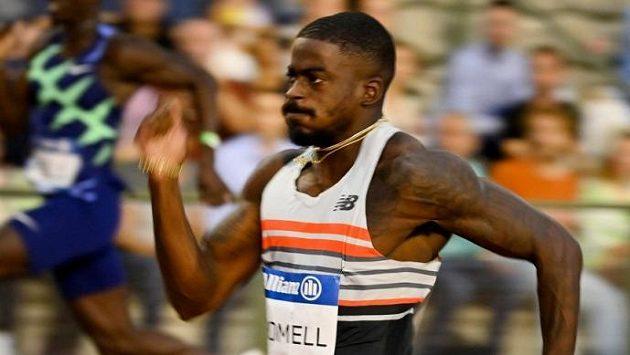 Americký sprinter Trayvon Bromell