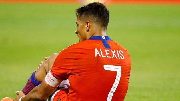 Alexis Sánchez z Interu Milán si možná už v tomto kalendářním roce nezahraje