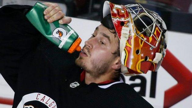 Brankář Calgary David Rittich