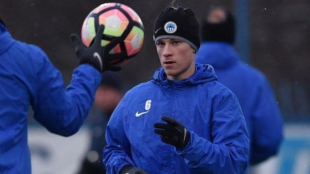 Jan Sýkora zahájil zimní přípravu s Libercem, jarní část sezóny ale v dresu Slovanu zřejmě neodehraje.
