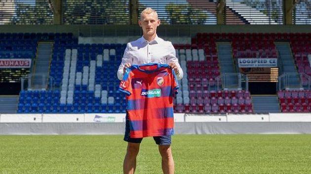 Ondřej Mihálik je novou posilou Viktorie Plzeň.