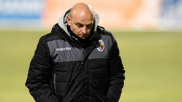 Trenér Viktorie Plzeň Adrián Guľa