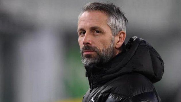 U fotbalistů Mönchengladbachu po sezoně skončí trenér Marco Rose