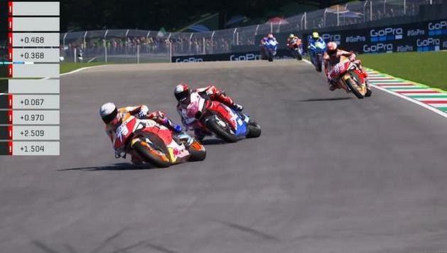 Závody královské třídy MotoGP se přesunuly do virtuálního světa.