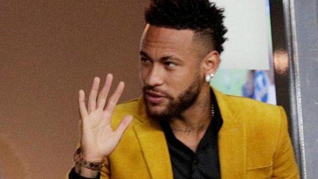 Vrátí se hvězdný Neymar do Barcelony?