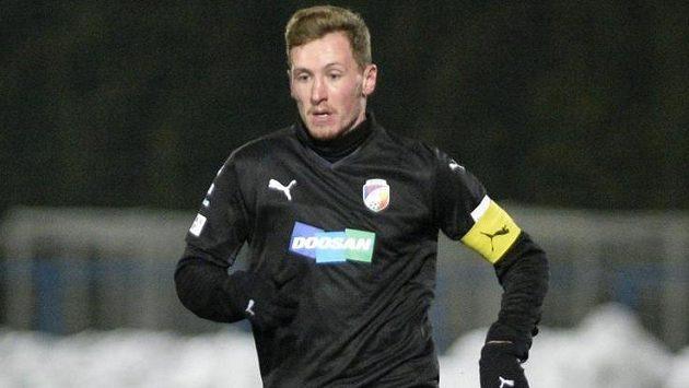 Tomáš Hájek z Viktorie Plzeň.
