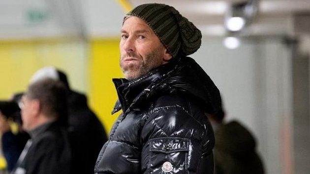 Generální manažer národního týmu Petr Nedvěd.