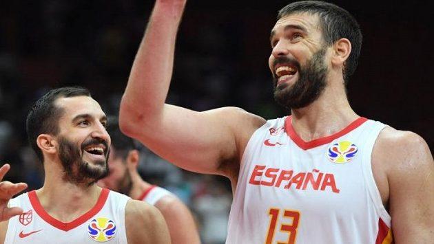 Legendární španělský basketbalista Pau Gasol