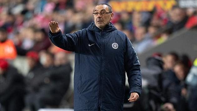 Maurizio Sarri je novým trenérem Juventusu.