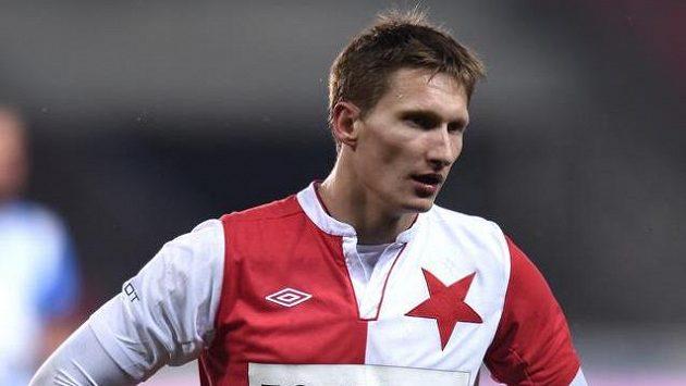 Smutný útočník Slavie Milan Škoda nemohl porážce v Ústí ani uvěřit...