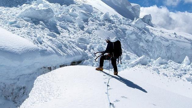 Český horolezec Radek Jaroš vypráví o 6768 metrů vysokém Huascaránu