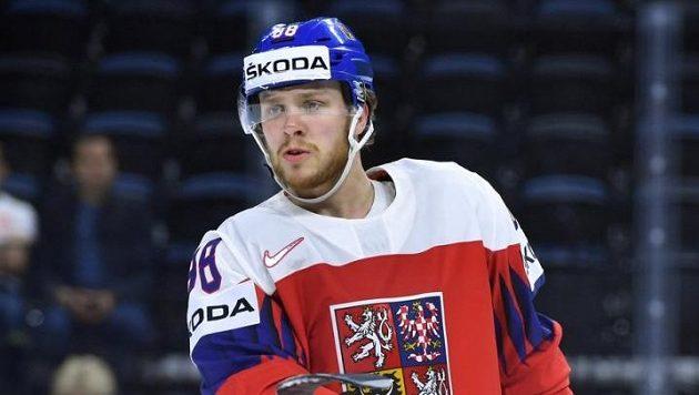 David Pastrňák by měl být největší hvězdou české reprezentace na OH v Pekingu.