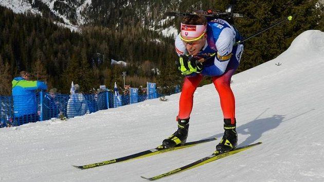 Kariéra slovenského biatlonisty Martina Otčenáše je v ohrožení.