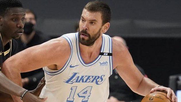 ANgažmá španělského basketbalisty Marca Gasola v Memphisutrvalo jen několik dnů