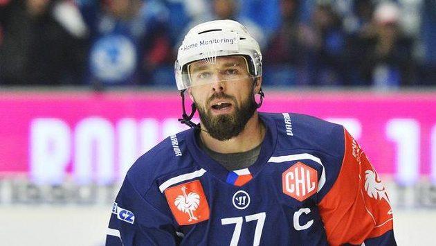 Plzeňský kapitán Milan Gulaš.