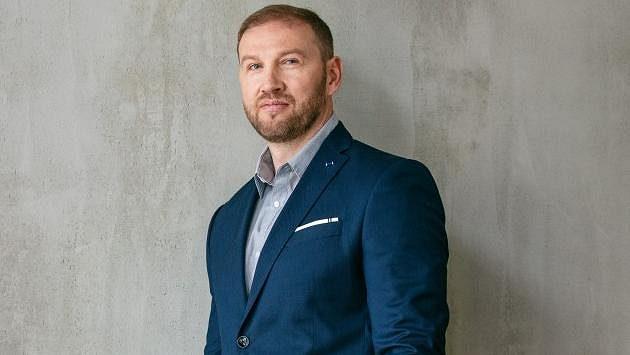 Sportovní ředitel hokejové Sparty Petr Ton.
