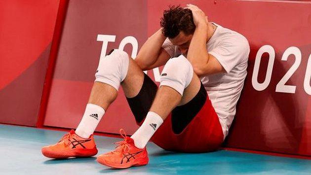 Volejbaloví mistři světa Poláci si na olympijských hrách v Tokiu o medaile nezahrají