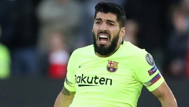 Luis Suárez se musel podrobit operaci