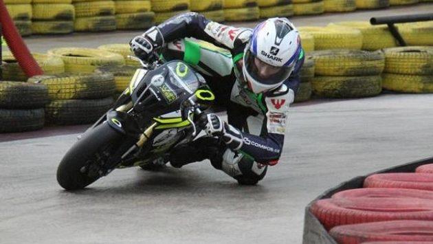 Talentovaný závodník Ondřej Vostatek by si rád jednou zajezdil v MotoGP.