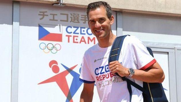 Zdeněk Štybar nakonec olympijský závod nedokončil