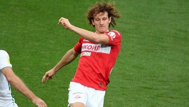 Alex Král pomohl Spartaku Moskva k výhře